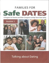 Families for Safe Dates Booklet 1: Talking about Dating (Pkg of 50)