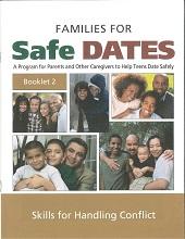Families for Safe Dates Booklet 2: Skills for Handling Conflict (Pkg of 50)