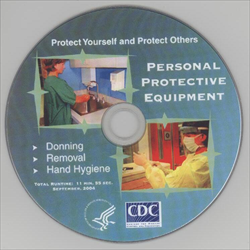Personal Protective Equipment (PPE) in Healthcare Settings DVD